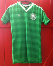 DFB Deutschland Adidas Oldschool Trikot WM 1986 Away gr.3/4 Made in West Germany