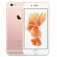 Apple iPhone 6S 16GB Rose Gold GSM Unlocked Smartphone RB