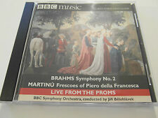 BBC Music - Brahms + Martinu / live From The Prom`s (CD Album) Used Very Good
