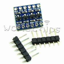 4 Channel IIC I2C Logic Level Converter Bi-Directional Module 5V to 3.3V - UK