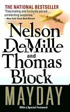Mayday, Thomas Block, Nelson Demille, 0446604763, Book, Acceptable