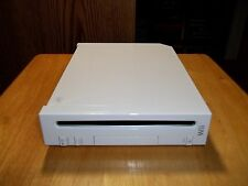 nintendo wii console only White plays Game Cube Games too