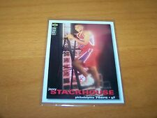 PHILADELPHIA 76ERS JERRY STACKHOUSE 1995-96 UD COLLECTOR'S CHOICE #220 ROOKIE RC