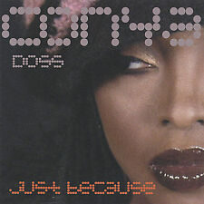 Conya Doss-Just Because  CD NEW