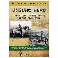 DVD: Unsung Hero: The Horse in the Civil War, . New Cond.: