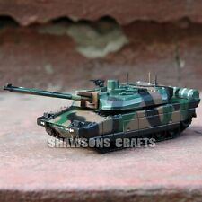 MILITARY MODEL COLLECTION 1:72 DIECAST METAL TANK LECLERC T5 -1997 REPLICA