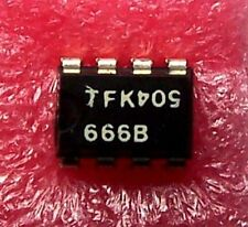 U666B integrated circuit Telefunken - GHz Prescaler with Factor Division - DIP8