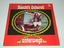 sealed LP Baschi's Scharotl Unterwegs..1980 Zigeuner JAZZ TZIGANE zither GITARRE