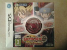 21627//BEYBLADE METAL FUSION POUR DS/DS LITE NEUF
