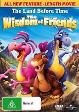 THE LAND BEFORE TIME The Wisdom Of Friends Vol.13 - DVD R4 NEW - PAL