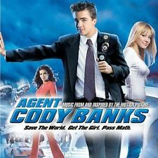 Agent Cody Banks, Soundtrack (CD, 2003)