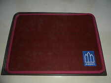 DM1 ABBEY CARAVAN DOOR PLASTIC TRAY & MAT WITH LOGO VOGUE GTS AVENTURA SPECTRUM