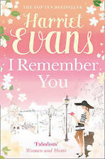 I Remember You by Harriet Evans (Paperback, 2010)
