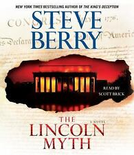 The Lincoln Myth: A Novel (Cotton Malone) by Brick, Scott