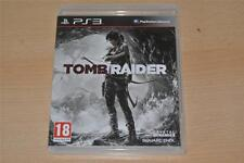 Tomb Raider PS3 Playstation 3 2013 ** ** GRATIS UK FRANQUEO