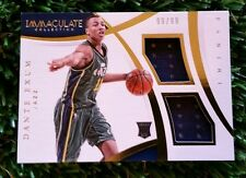 2014-15 Panini Immaculate Basketball Dante Exum Rookie Card Patch RC #99/99 SP