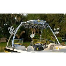"Monster Tower MT1 2.5"" Polished Wakeboard Tower"