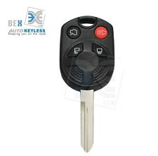 Remote Key 4 Button 80 Bit Head Entry Transmitter Uncut Blade Ford 05-12 Escape