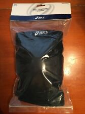 Asics Gel Conform Volleyball Kneepads ZD900 Black Unisex One Size