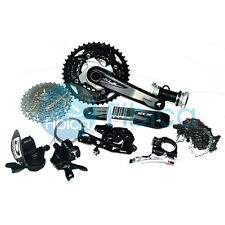 New Shimano SLX M670 M675 3x10-speed MTB Bike 7pcs Group set Groupset