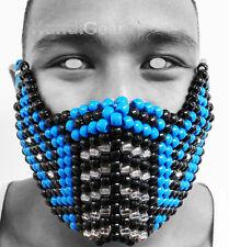 Sub Zero Mortal Kombat 2nd Edition Kandi Mask, Rave Gear