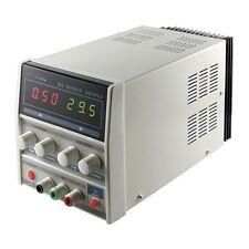 stabilisiertes Labornetzgerät 0-30V/0-3A m. LED Anzeige / Netzgerät einstellbar