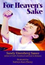 For Heaven's Sake, Sasso, Sandy Eisenberg, Good Book