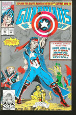 Guardians of the Galaxy #20 Marvel Comics 1992 Silver Cover --Major Victory