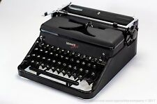 HERMES 2000 - working typewriter - mint condition - vintage portable manual