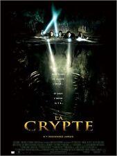 Affiche 120x160cm LA CRYPTE /THE CAVE 2006 Cole Hauser, Eddie Cibrian, Ravanello