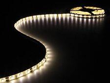 FLEXIBLE GUIRLANDE RUBAN ROULEAU A LED - BLANC CHAUD - 300 LEDs - 5 m - 12 V