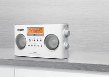 NEW Sangean PR-D5 PLL Digital AM/FM Portable Radio Receiver w/110V AC Adapter