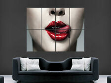 TRUE BLOOD ART  POSTER PRINT GIANT IMAGE