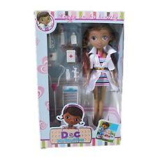 New DOC McSTUFFINS Clinic in Doctor Outfit with Stethoscope 10