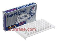 "Cap-M-Quik TAMPER ONLY Accessory For Capsule Filling Machine Size 1 & 0 ""1/0"""