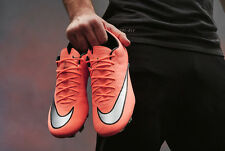 Nike Mercurial Vapor X Soft Ground Pro Mens Football Boots - Orange
