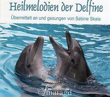 HEILMELODIEN DER DELFINE - Sabine Skala - Smaragd Verlag CD - NEU
