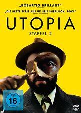 PAUL/O'SHAUGHNESSY,FIONA/LESLIE,ROSE HIGGINS - UTOPIA-STAFFEL 2 2 DVD NEU