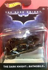 Hot Wheels 2016 1:50 Batman THE DARK KNIGHT BATMOBILE Tumbler DKL27