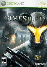 XBOX 360 TimeShift Video Game Time Manipulation Multiplayer Online Shift 1080p