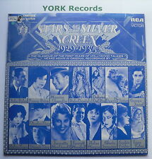 STARS OF THE SILVER SCREEN - Various - Ex Con LP Record RCA Victor LSA 3074