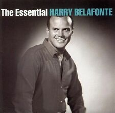The Essential Harry Belafonte - Double Disc of 2 CD's **'VERY GOOD**