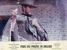 CLINT EASTWOOD  PER UN PUGNO DI DOLLARI  1964 VINTAGE PHOTO ORIGINAL #2