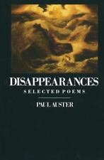 Disappearances Auster, Paul Paperback