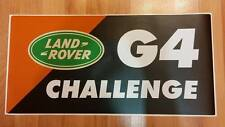 LAND ROVER Discovery Defender G4 CHALLENGE BONNET/DOOR Aftermarket DECAL STICKER