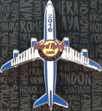 Hard Rock Cafe TAMPA BAY AIRPORT 2016 Keyboard AIRPLANE City Core PIN w/CARD New