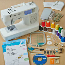 Brother LB-6800THRD Computerized Sewing and Embroidery Machine w/ 12 Threads NEW