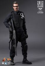 HOT TOYS 1/6 THE DARK KNIGHT MMS182 JIM GORDON SWAT SUIT VER ACTION FIGURE US
