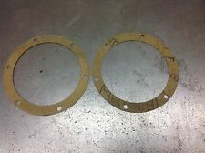 HALF TRACK REAR IDLER COVER GASKETS NOS INTERNATIONAL HALF TRACKS WWII