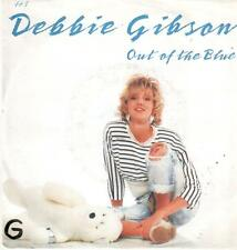 """2731-05  7"""" Single: Debbie Gibson - Out Of The Blue"""